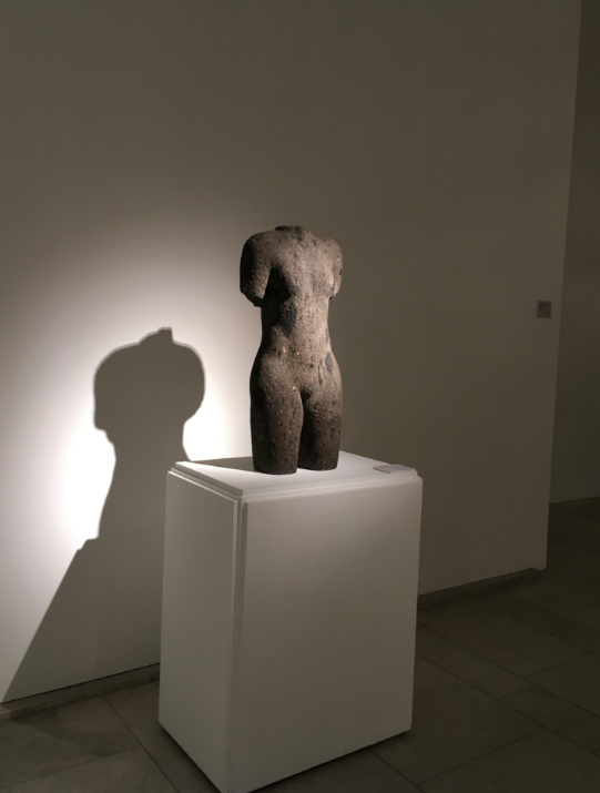 Выставка Владимира Буйначёва «Скульптура, живопись, стихи и проза»