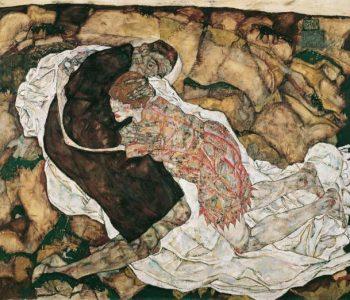 Тема смерти и любви в творчестве Эгона Шиле