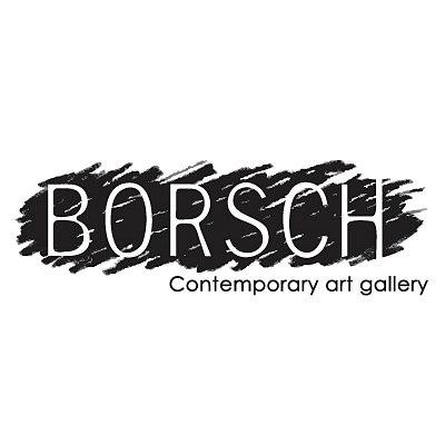 Онлайн галерея современного искусства Borsch