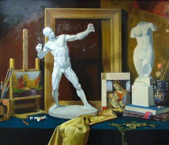 Выставка «Мастера золотого сечения»