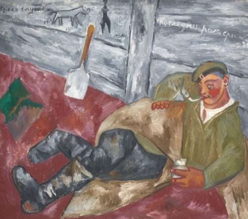 Exhibition «Mikhail Larionov»
