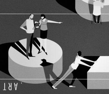 Дискуссия «Кто нужен больше музею будущего: куратор или художник?»
