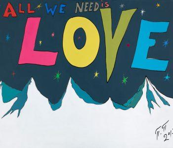 Выставка «LOVE»
