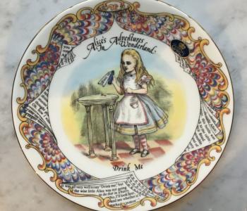 Выставка «Английская сказка в гостях у русской зимы»