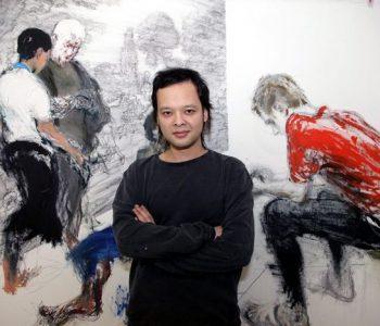 Персональная выставка Леонида Цхэ в Москве