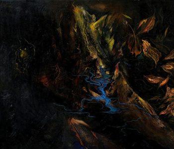 Персональная выставка Кирилла Жилкина «Темная серия»