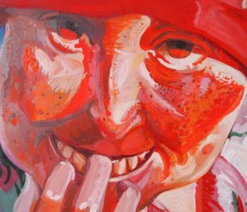 Выставка Милы Маркеловой «Здесь вам не тут»