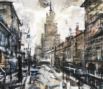Выставка «Питер-Москва»