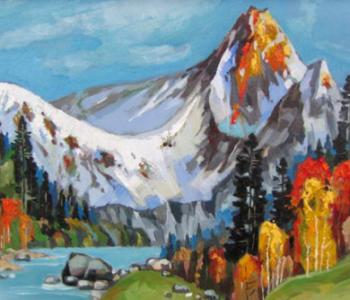 Выставка «Хранитель гор»