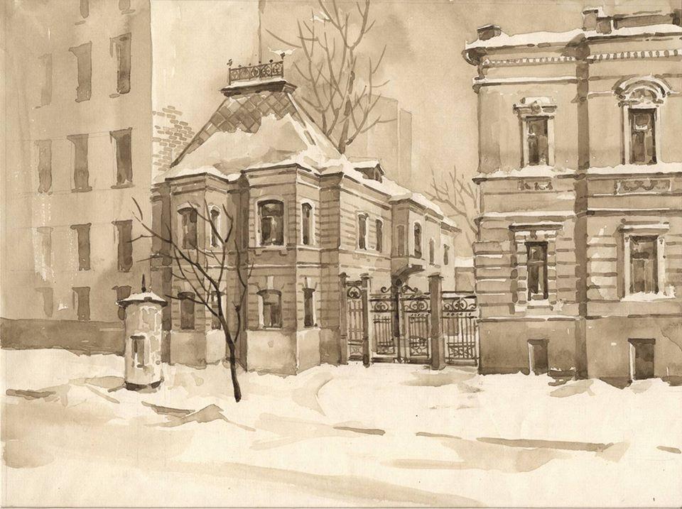 Экскурсия по Дому-музею А.П.Чехова