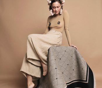 Региональная мода и современное искусство. Интервью с художницей и дизайнером Алисой Горшениной