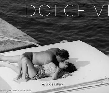 Фотовыставка «Paparazzi Dolce Vita»