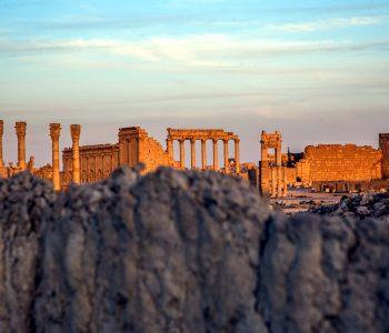 Лекция Михаила Бутырского «Древняя Пальмира»