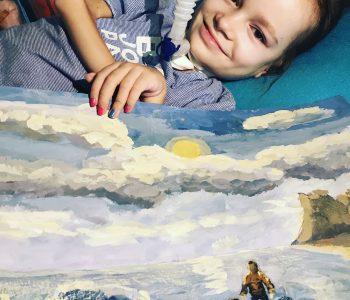 Выставка «Катя Бородулькина. Персональная выставка художницы»
