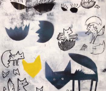 Выставка Кирилла Лебедева «Совместимости»