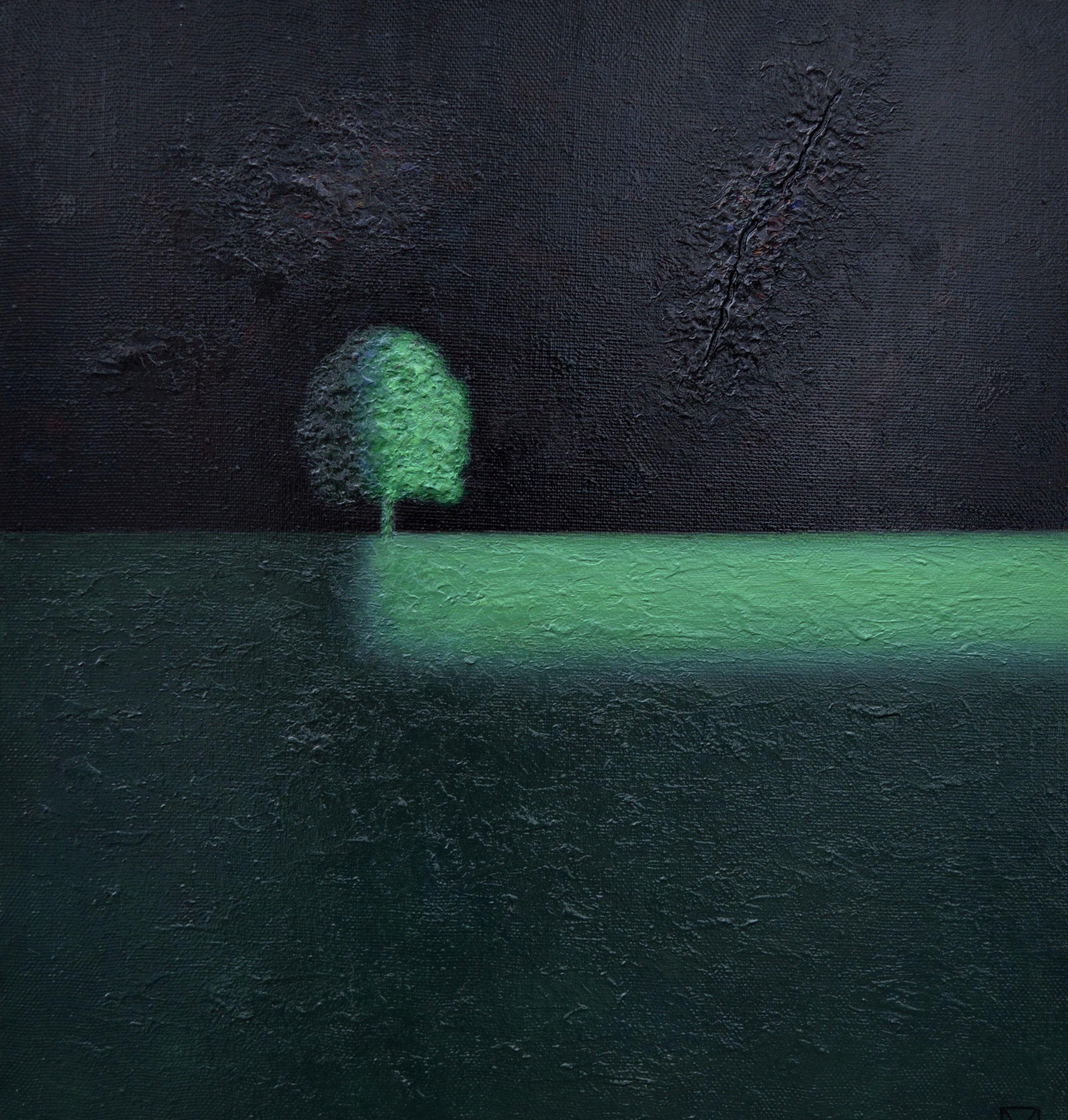 Выставка живописи Михаила Кабан-Петрова «Время. Холст. Масло»