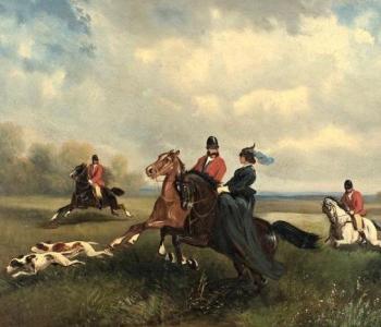 Лекция «Искусство Англии XVIII–XIX веков»