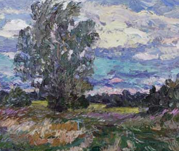 """Valery Teplov's exhibition """"The Polyphony of Reflected Everyday Life"""""""