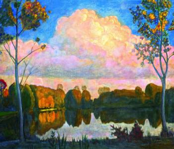 Выставка произведений Геннадия Мызникова