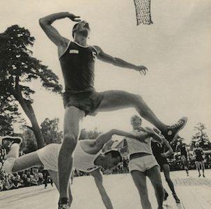 Выставка «Лев Бородулин. Спорт. К 95-летию со дня рождения»
