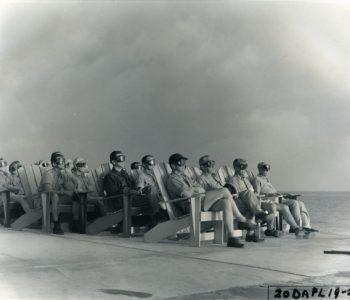 Выставка «Тысячи солнц. Ядерные испытания 1945 – 1962 гг. по материалам американских архивов»