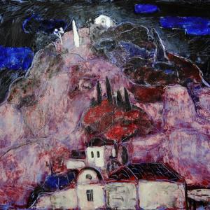 "Exhibition ""Svetlin Rusev. Painting. Favorites. 1988 – 2018"""