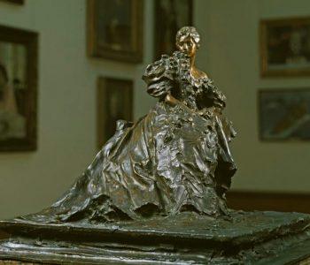 "Exhibition ""Sculptor Paolo Trubetskoy"""
