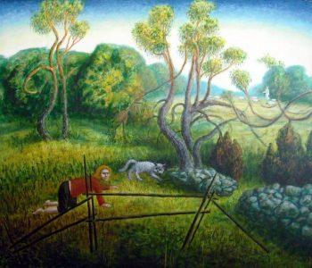 Выставка Эйнара Вене «Убей дракона»