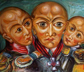 Выставка Клера Роше «Лабиринты памяти»