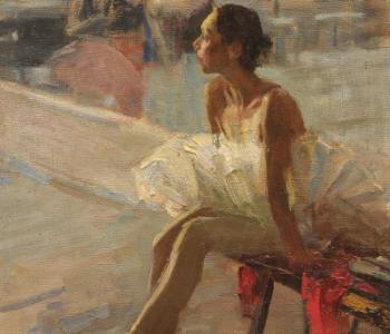 Выставка «Гений русского балета. Посвящение Галине Улановой»