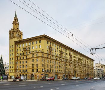 Пешеходная экскурсия «Архитектурный ликбез: Москва ХХ век»