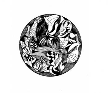 Выставка графики Евгения Тихонова