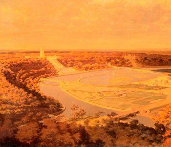 Выставка «Архитектура футбольных стадионов. От авангарда к современности»