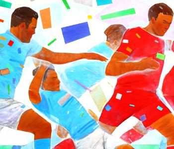 Выставка «…и, конечно, футбол!»