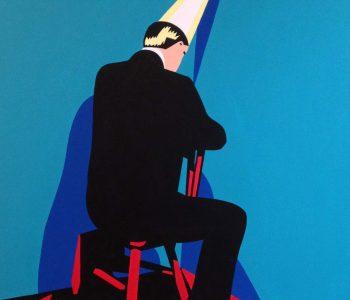 Выставка Константина Латышева «Акрилы»