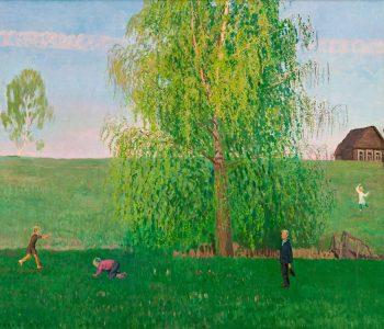 Выставка произведений В. М. Сидорова
