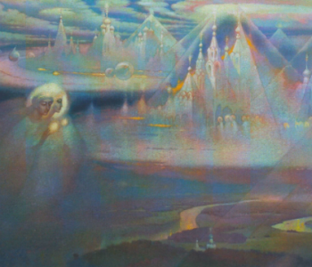 Выставка Сергея Кузнецова и Надежды Леоновой «Ступени восхождения»