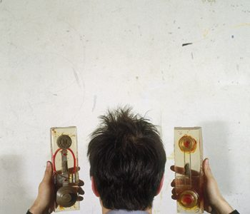 Выставка Владимира Мироненко «Захват власти»