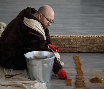 """Хаим Сокол о выставке """"Свидетельство"""", современном арт-рынке и понимании искусства"""