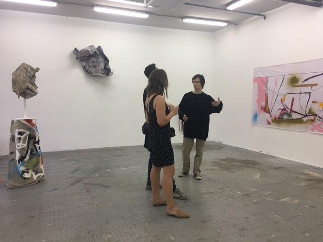 Выставка «СМИК» группы «Cosi o cosa»