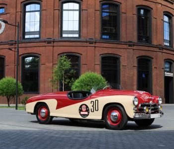 Выставка и аукцион «Редкие автомобили»