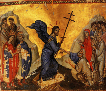 "Lecture ""Iconography of Christian holidays in the art of East and West"""