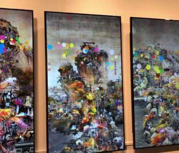 Выставка Ли Инама «Путь к Миру»