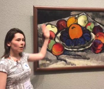 Night of museums in the New Tretyakov Gallery