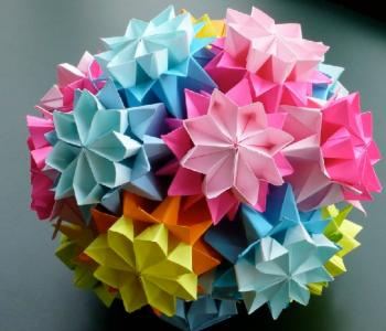 Мастер-класс «Искусство оригами»
