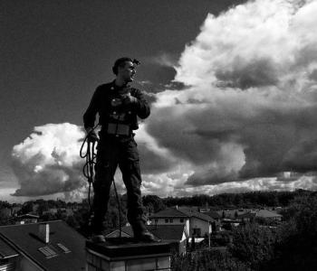 Выставка «Коснуться неба: трубочисты»