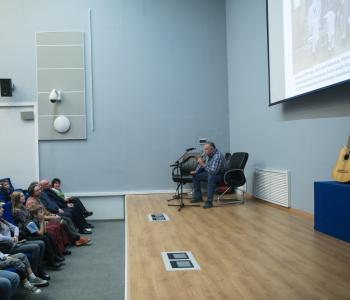 День исторического и культурного наследия в Музее космонавтики