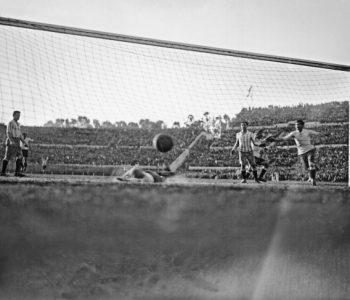 Выставка «Первый Чемпионат мира по футболу. 1930 год»