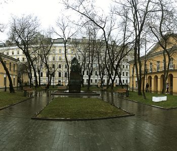 Лекция Олега Робинова «Гоголь и Москва»
