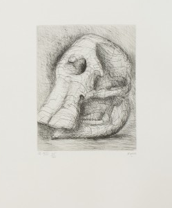 Лекция «Об издании Череп слона Генри Мура»
